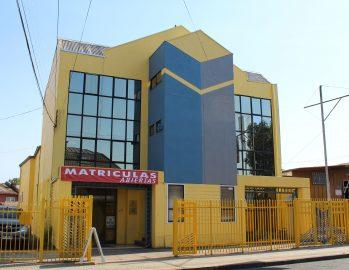 Edificio Los Carrera