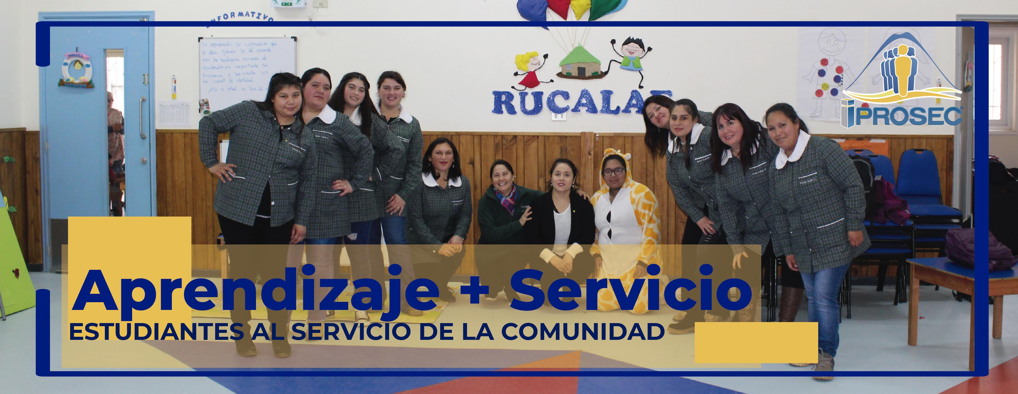 Aprendizaje+Servicio